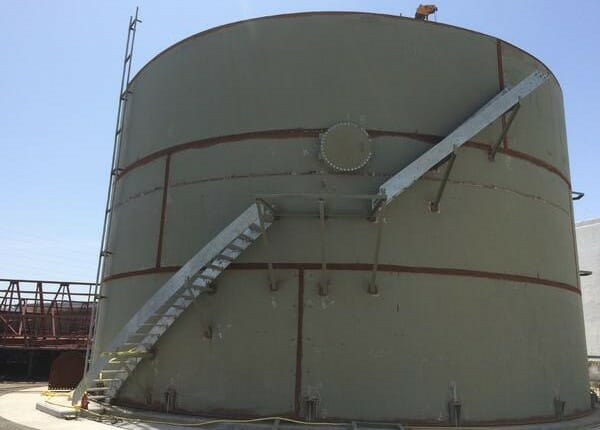 7157 Digester Gas Storage Replacement - City of San Jose, CA